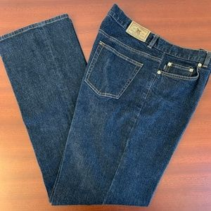 EUC Ralph Lauren Dark Wash Mom Jeans